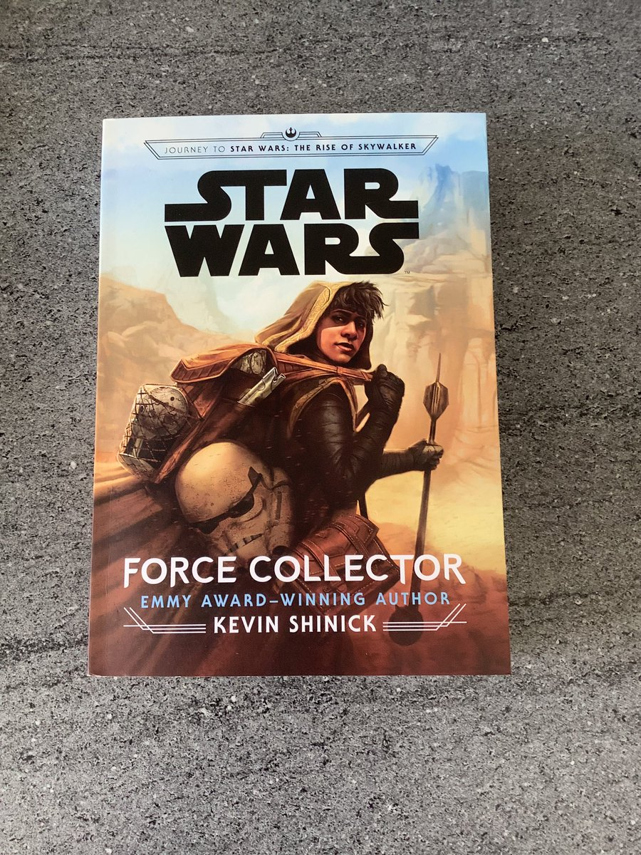 Iain Kay On Twitter Everyone Force Collector Is Great I Cant Wait For People To Read This Book Starwars Theriseofskywalker Forcecollector Https T Co 45v5zgmwiv