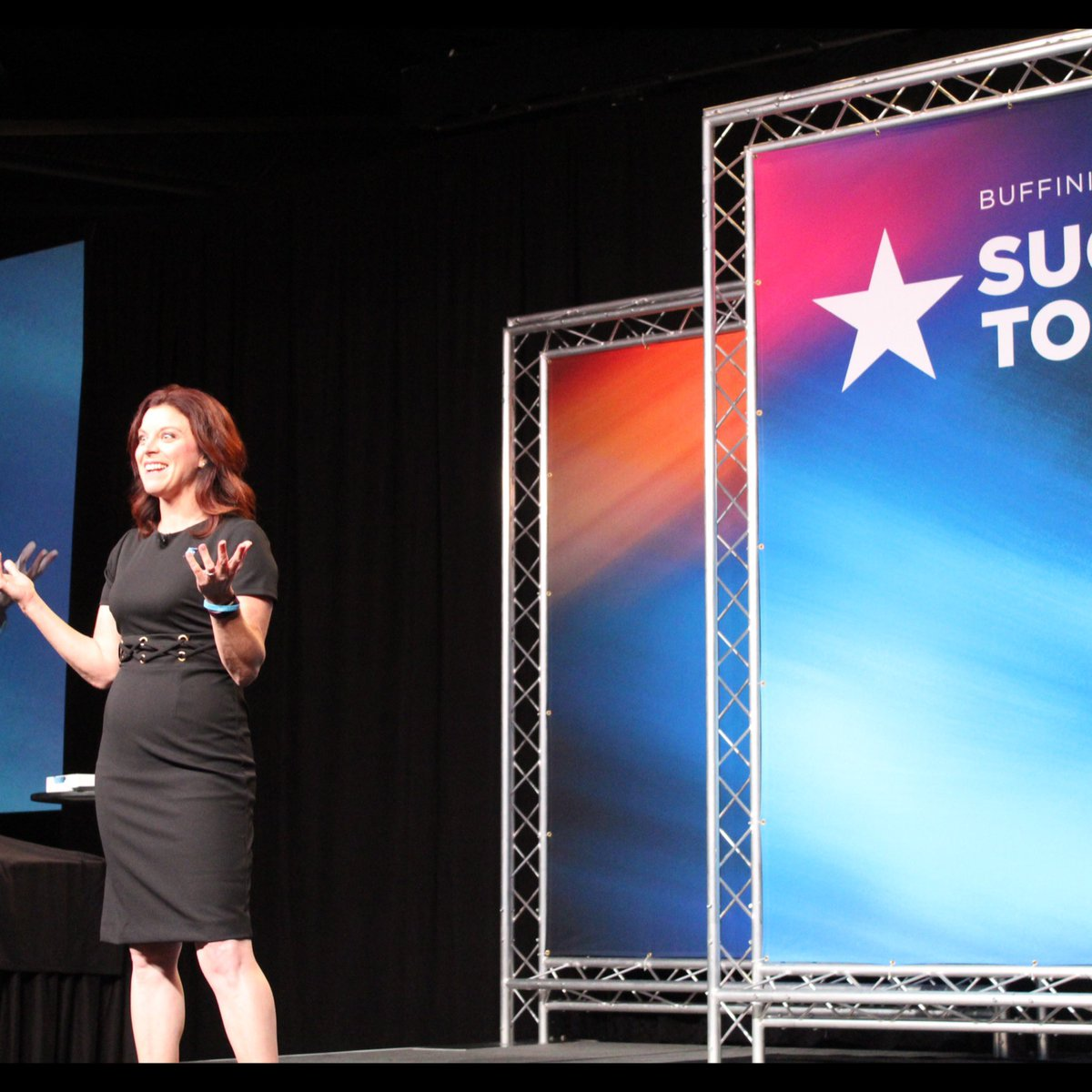 You CAN have it all and @jaimenowak is here to tell you how. #SuccessTour