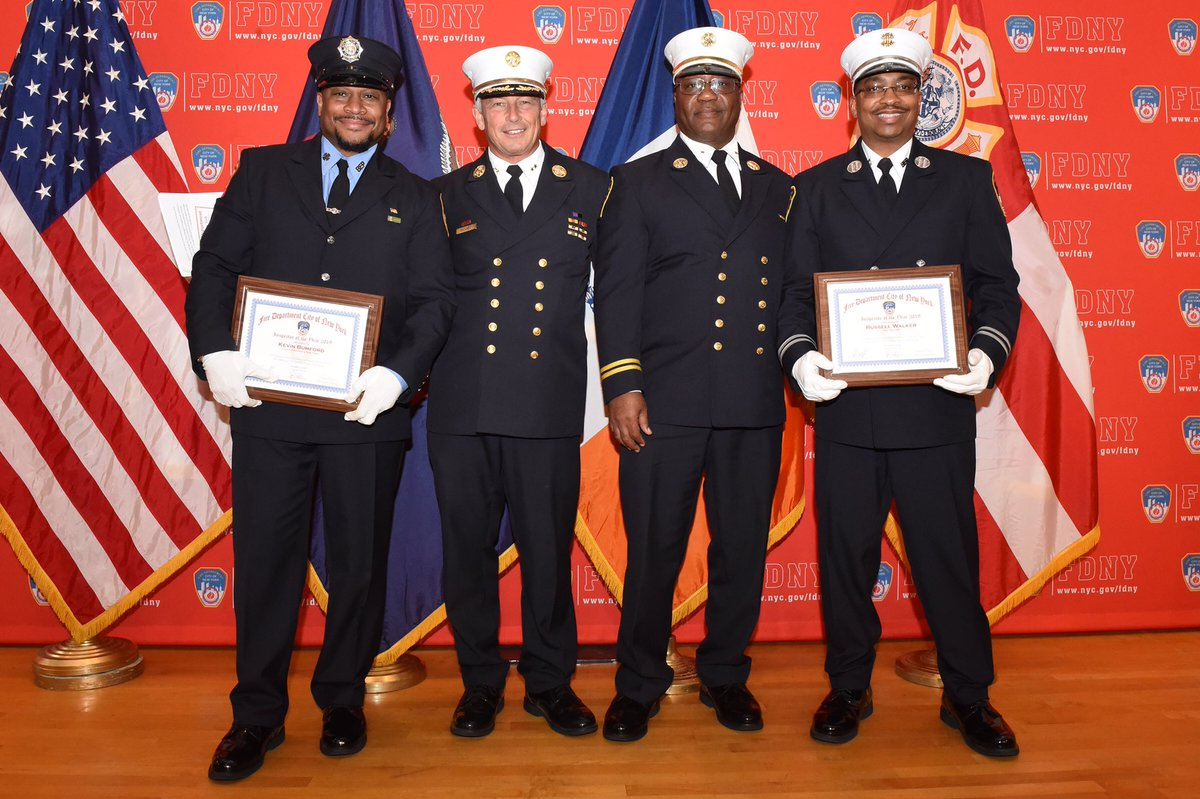 Read more about today's #FDNY Bureau of Fire Prevention Employee Recognition Ceremony at on.nyc.gov/33l92wA