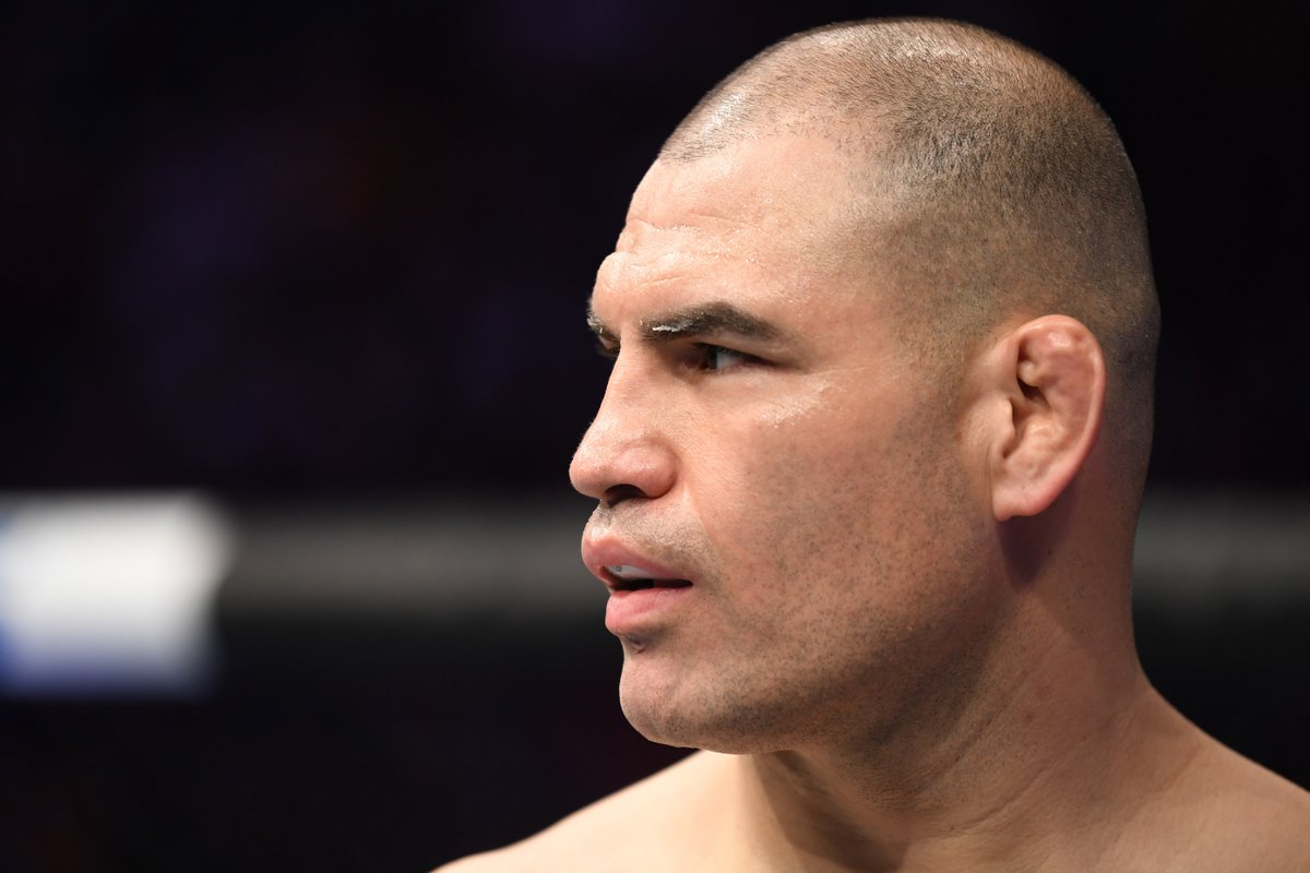 Cain Velasquez has signed a multi-year deal with WWE, has retired from UFC, per @marc_raimondi