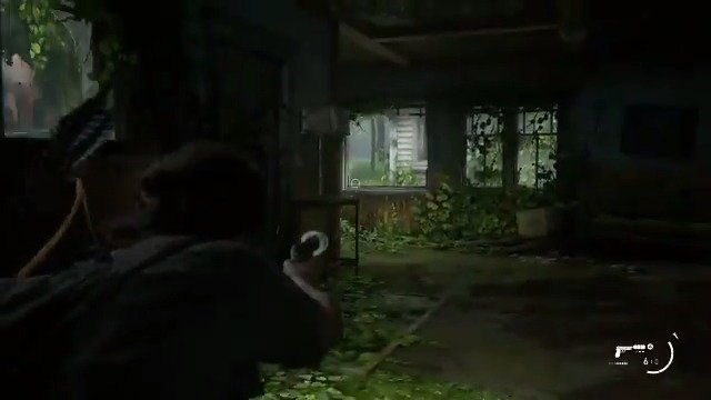 Ellie can craft makeshift silencers in The Last of Us Part II. A great option when sound-senstive Clickers are nearby.