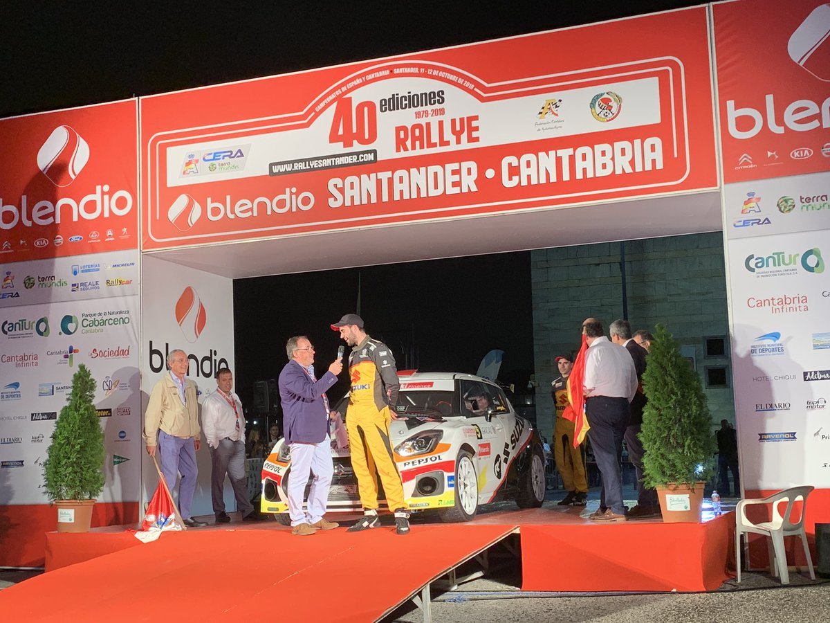 CERA: 40º Rallye Blendio - Santander Cantabria [11-12 Octubre] - Página 2 EGoAXppW4AIcIGK