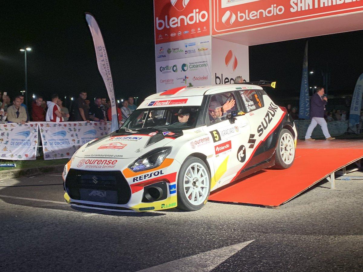 CERA: 40º Rallye Blendio - Santander Cantabria [11-12 Octubre] - Página 2 EGoAXprXYAAvLaf