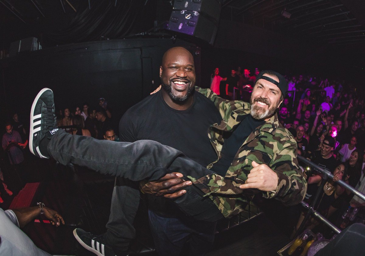 Hey @PasqualeRotella you coming to SHAQ's Bass All Stars at @academy__la tomorrow night? Heard it's almost sold out 🤷‍♂️ https://bit.ly/35vmobI