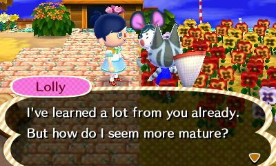 Having fun is important too. #AnimalCrossing