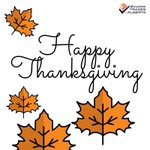 Image for the Tweet beginning: Happy Thanksgiving long weekend from