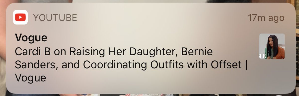 i cant believe cardi b named her daughter bernie sanders