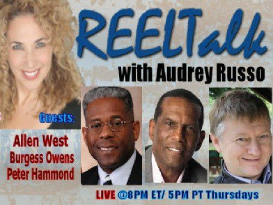 I spoke with @Audrey_Russo on her program, REELTalk, to discuss trade, the situation with the #NBA, intellectual property and other issues with#China. theoldschoolpatriot.com/abw/reeltalk-a…