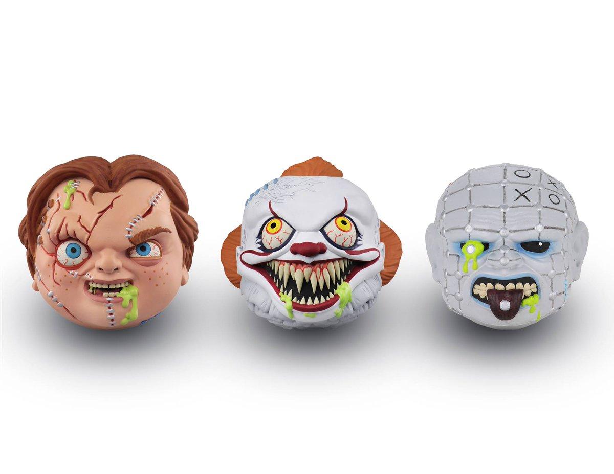 Kidrobot Madballs Horn Head Series 2 Horror Halloween Horrorballs