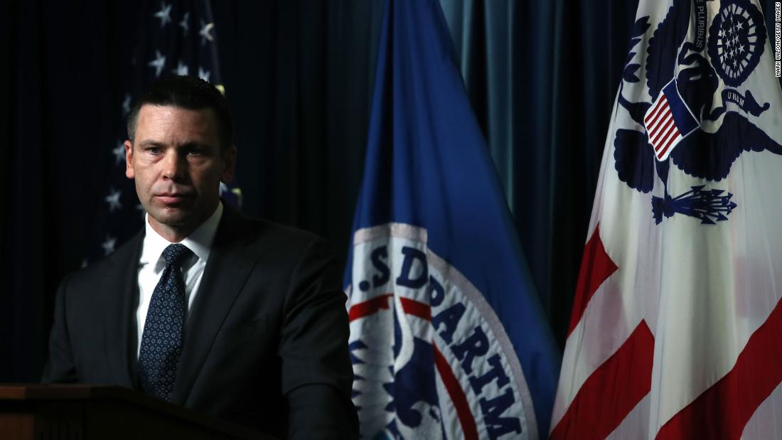 Kevin McAleenan resigns as acting homeland security secretary  https://cnn.it/2M7LGon