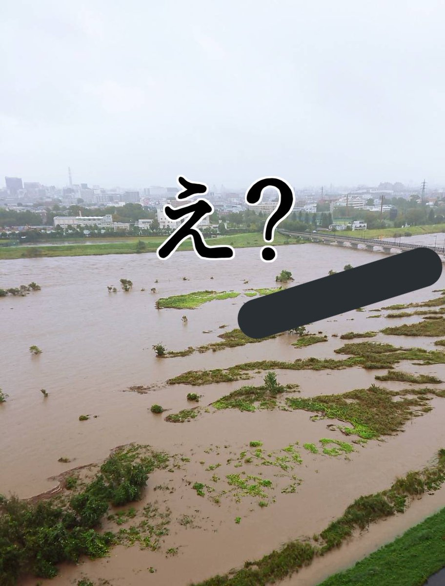 #台風19 八王子市 南浅川 が氾濫「両界橋が ...