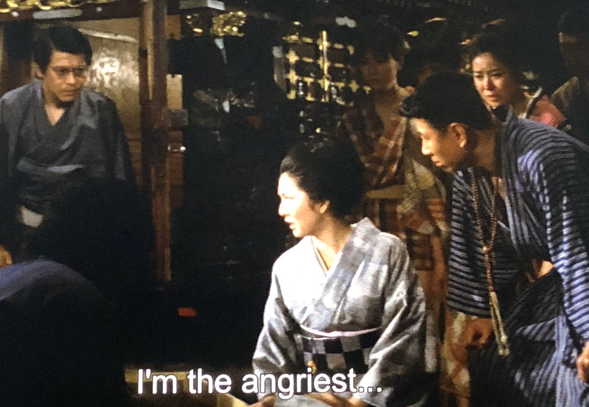 I don't think I've ever seen a Meiko Kaji movie I didn't like. She's incredible in everything.