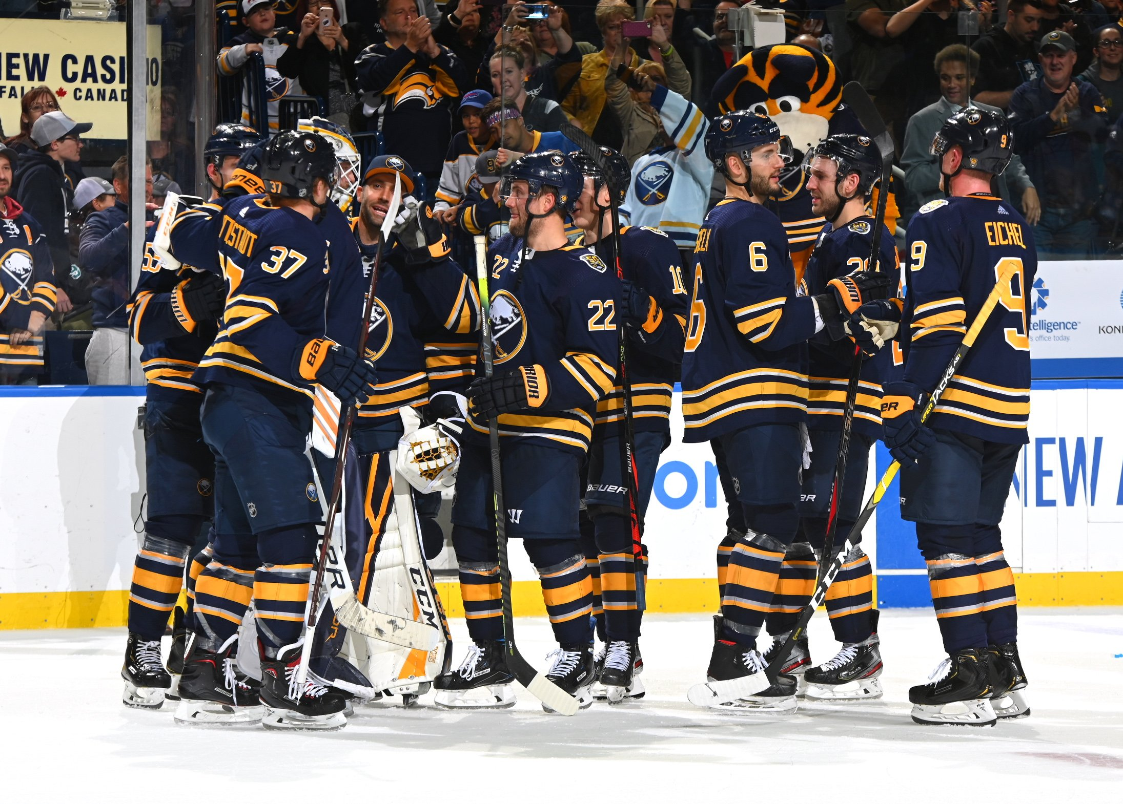 Sabres defeat Panthers 3-2 in a shootout