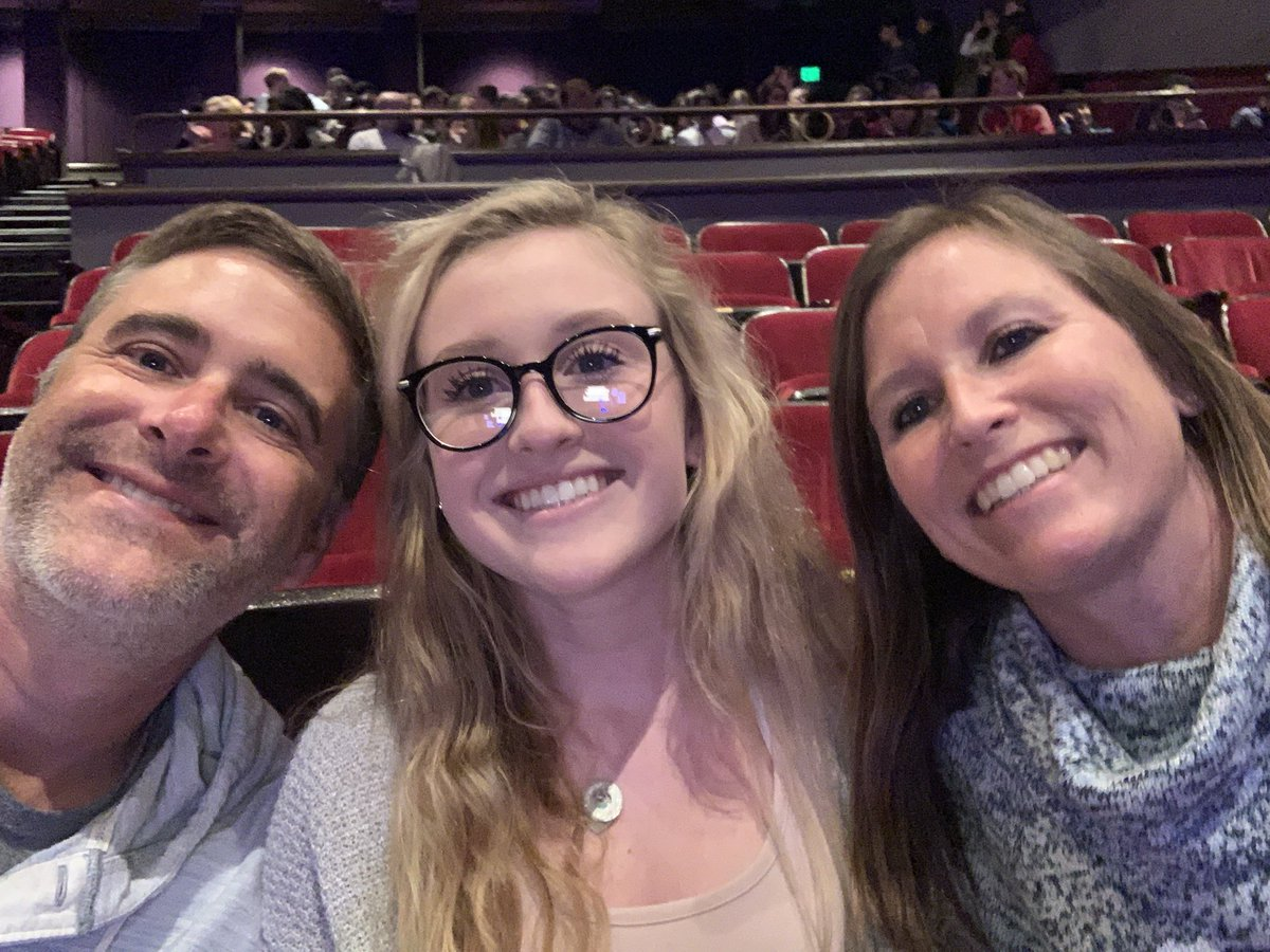 So excited to see @Trevornoah with @bbyvitale at @IUBloomington for the #LoudAndClearTour