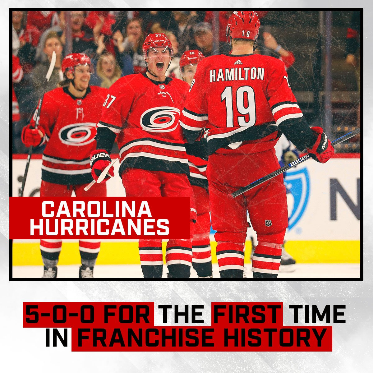 The @Canes are off to their best start in franchise history!