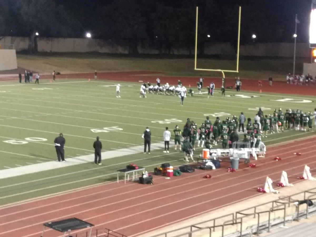 Friday night Football from Farrington Field Fort Worth Texas.Western Hills hosting Castleberry.
