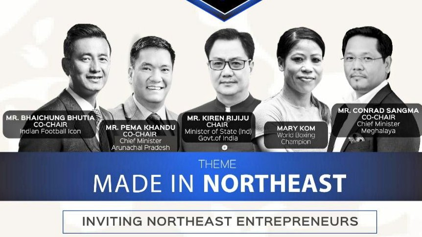 Excited to be chairing the Young Leaders Connect #7. With a focus on MADE in NORTH-EAST. The young entrepreneurs will use this platform to create opportunities. Looking forward to interacting with the young people at the event in New Delhi on 2nd Nov
