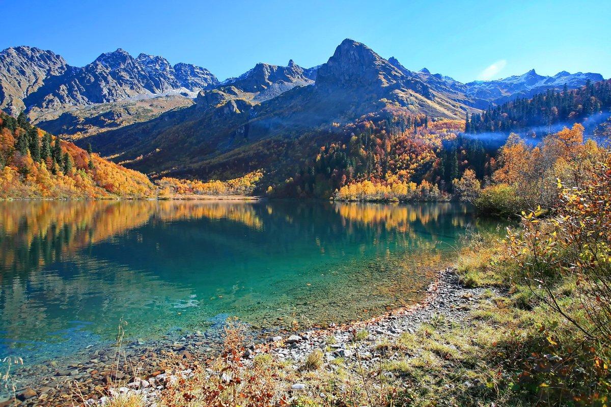 озера краснодарского края фото и описание