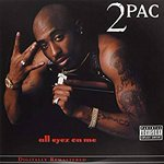 Image for the Tweet beginning: 2Pac All Eyez on Me