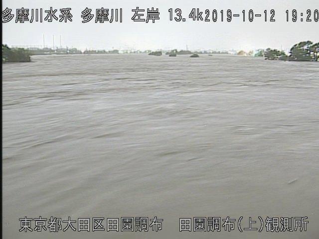 橋 多摩川 ライブ カメラ 丸子
