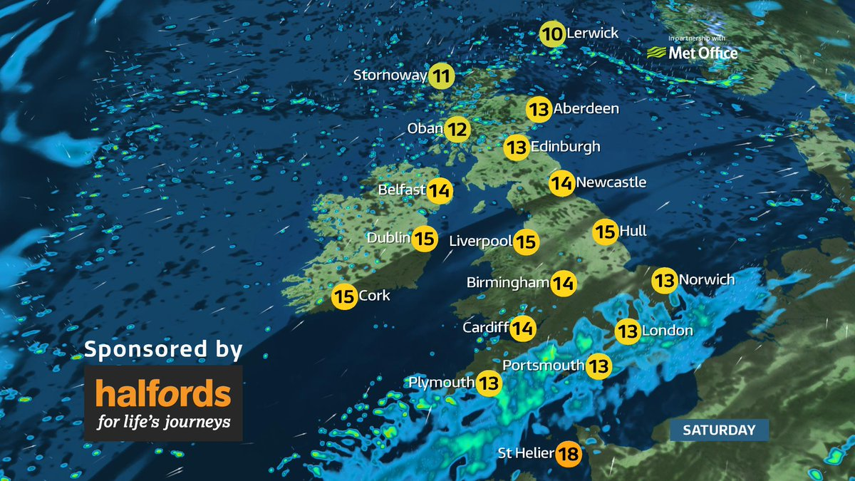 Cloudy and cool with a threat of rain for most of the day itv.com/news/2019-10-1…