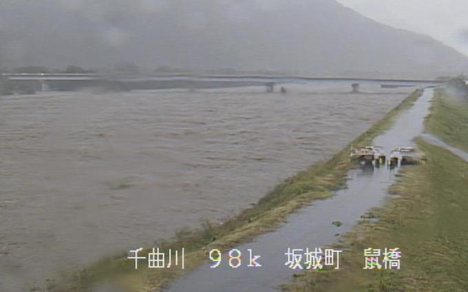 水位 千曲 川 千曲川氾濫注意情報(2019年10月12日 13:40)