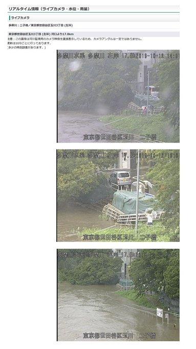 二子橋 ライブカメラ
