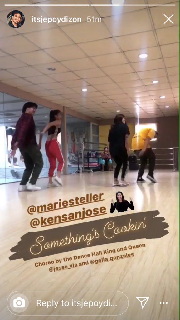 Maris and Ken San Jose dance cover soon??