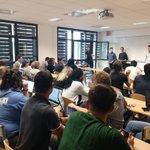 Image for the Tweet beginning: Une équipe motivée !!! #CDR2020