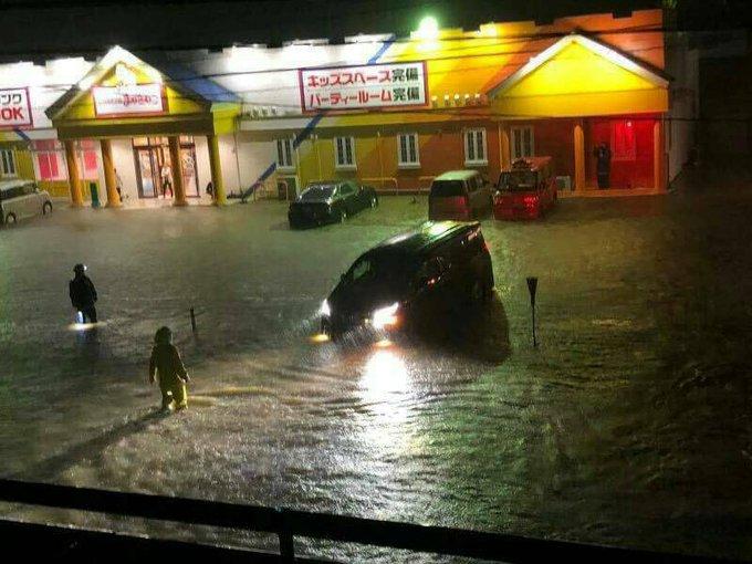 いわき 市 新川 氾濫