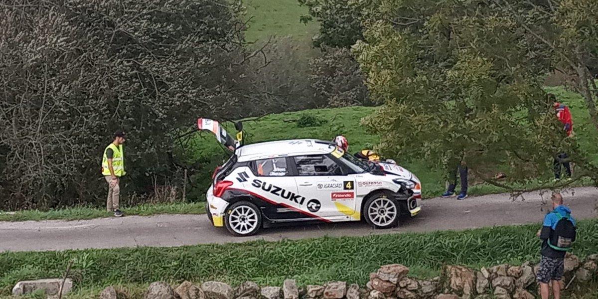 CERA: 40º Rallye Blendio - Santander Cantabria [11-12 Octubre] - Página 2 EGrAzQPXkAAoEsO