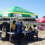 Image for the Tweet beginning: SANAC is at Manguzi today