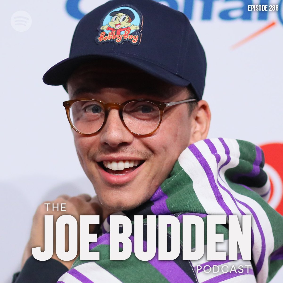 """The @JoeBudden Podcast Episode 288 """"Do You Gotta Boyfriend?"""" is available now! Stream exclusively on @Spotify LISTEN HERE 🎧: open.spotify.com/episode/3weYPV…"""