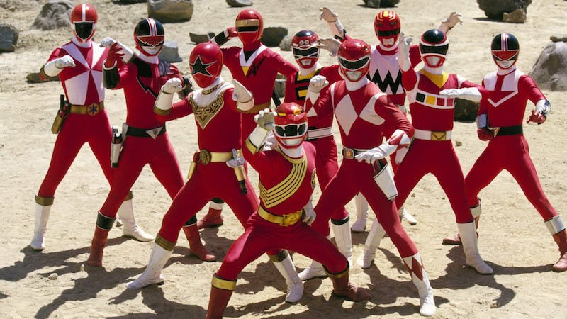 It's Saturday #RangerNation and with a new episode of Beast Morphers this day is sure to be a Morphinominal one <br>http://pic.twitter.com/8vMmqsLzxH