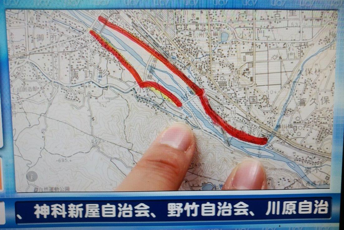 千曲 川 氾濫 箇所