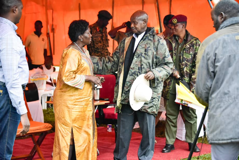 President @KagutaMuseveni has reaffirmed his support for religious freedoms, saying government will continue to provide the enabling environment for everyone to practice their religious beliefs.
