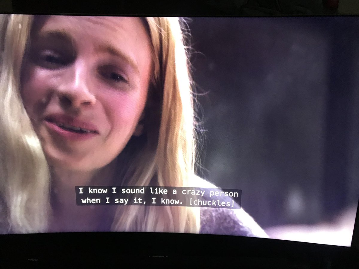 I feel confident @The_OA  by @z_al  & @britmarling  will return. Looking at some of the hashtags behind the sixth movement and ppl are posting everyday, ppl are discovering the show everyday, and ppl are learning it was cancelled every day. Keep sharing the gift of #TheOA  #SaveTheOA