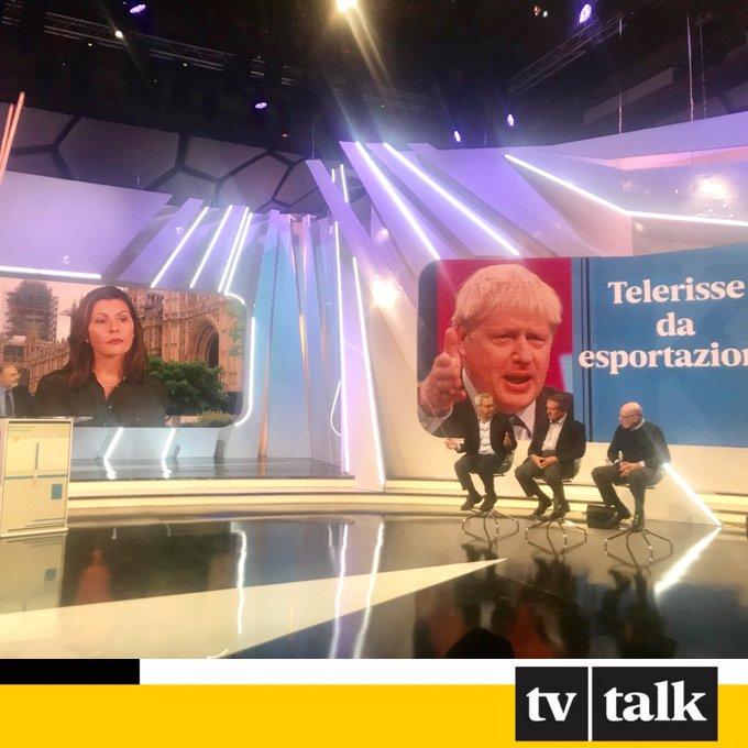 #tvtalk Foto