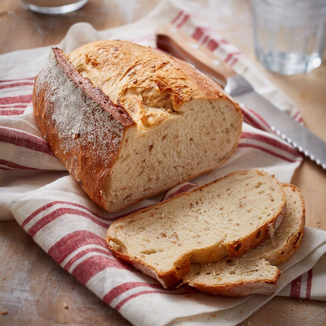 We hope everyone is enjoying the long weekend and is gearing up for Thanksgiving. Here is some bread inspiration that works perfectly for this season: Apple Cider bread with sprouted grains.   https://t.co/AFvTKlAM4r https://t.co/deng9qY42s