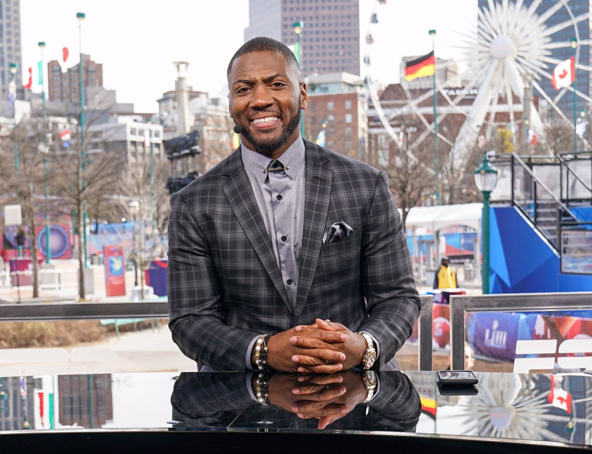 Happy birthday today to one of our top ESPN NFL voices: @Realrclark25. (And good luck to his Tigers in Baton Rouge tonight.)