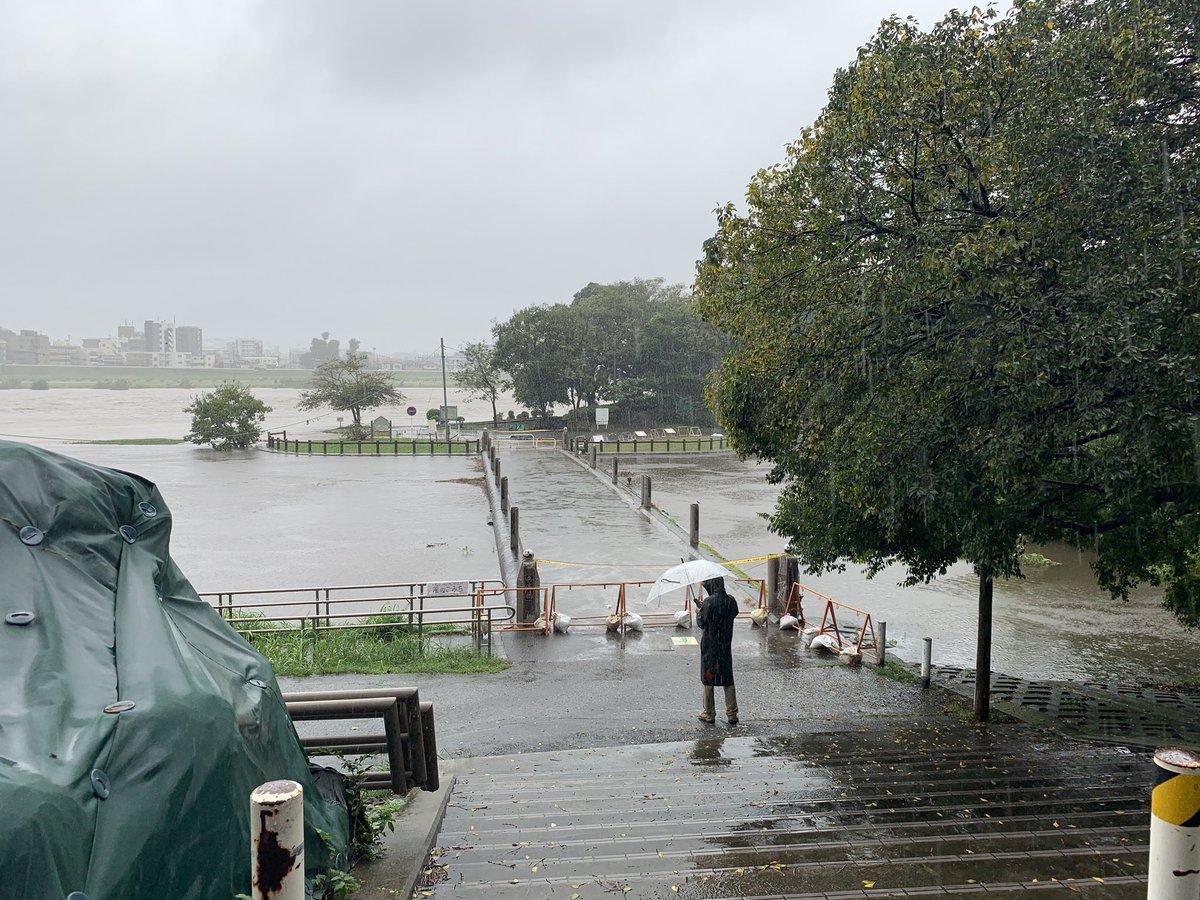 多摩川 氾濫 箇所