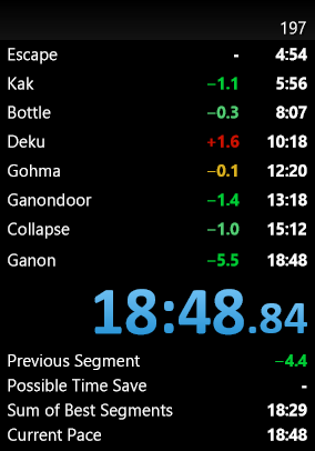 Replying to @skater82297: New Kak Route Any% World Record. This record was 5 years old lmao.