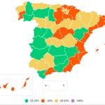 Image for the Tweet beginning: El mapa de la verguenza,
