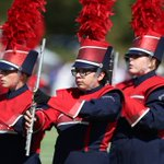 Image for the Tweet beginning: Region IV Marching Band Evaluation