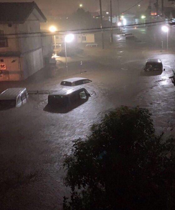 いわき 市 台風 被害 状況
