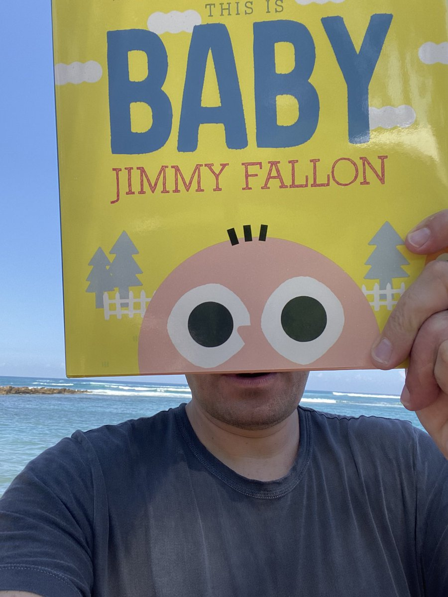 There's nothing better than vacation reading.  https://www.amazon.com/dp/1250245605/ref=cm_sw_r_cp_api_i_dIFODb7X3QQ01  … #ThisIsBaby  #PuertoRico