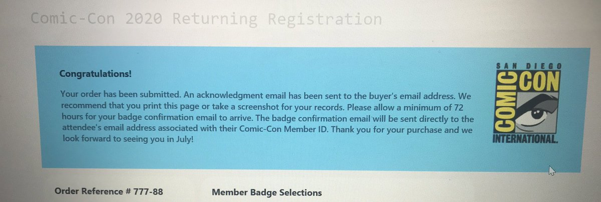 WE GOT 4 DAYS AND PREVIEW NIGHT FOR THE FIRST TIME BABYYY #SDCC <br>http://pic.twitter.com/akoaXT5NFC