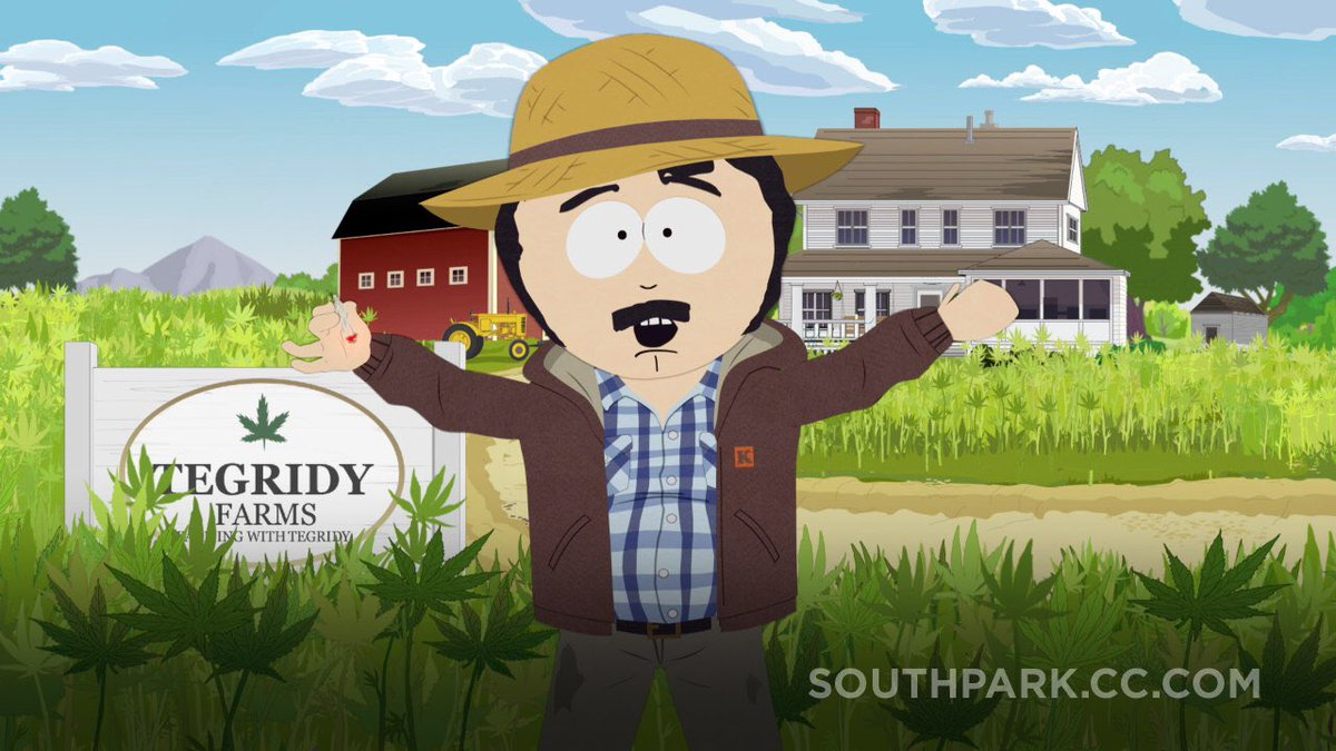 Tegridy Farms On Twitter Happy Nationalfarmersday To Randy