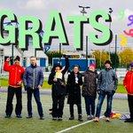 Image for the Tweet beginning: HOPEA MAISTUU HYVÄLLE!!! Joukkue kiittää uskollisia