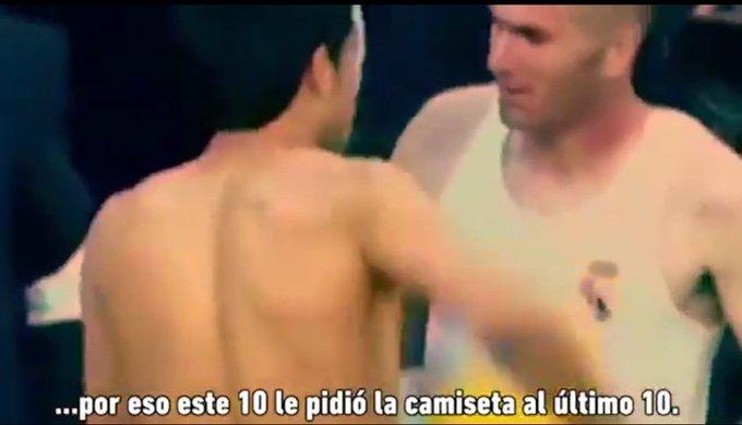 Zidane Foto
